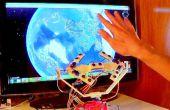 Kontaktlose 3D-Maus (interaktive 3D Positionssensor)