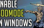 Gewusst wie: Aktivieren Sie GodMode In Windows 10/8/7