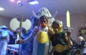 Asterix und Obelix Kostüm