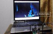 IR Remote Controle Ihren Laptop mit Arduino UNO!!