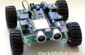 DC-Motoren mit Arduino Steuerung