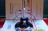 LED HELPING HANDS (LCD-Monitor-Basis)