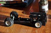 LEGO Auto mit drehenden Motor
