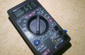 Die einfachste Digital-Thermometer zu bauen!