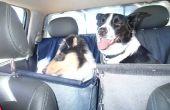Hund Reisehängematte!