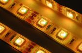 Musik-reaktive Multicolor LED-Leuchten