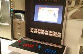 2-Spieler Vewlix inspirierte Arcade Cabinet mit Raspberry Pi 2