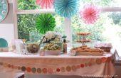 DIY Hochzeit Dekorationsideen