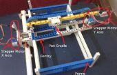 DIY-Plotter mit Schrittmotoren