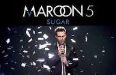 """Spielanleitung """"Zucker"""" von Maroon 5 auf der Gitarre"""