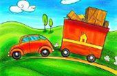 Wie effektiv zu packen, wenn Sie in Bewegung sind
