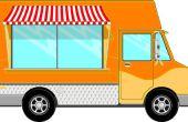 TruckFoodies - ein Lebensmittel-LKW-Projekt mit Intel Edison