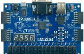 FPGA LED Auto Dimmer