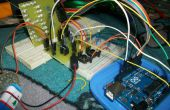 Arduino - Theremin mit 7-Segment LED-Anzeige