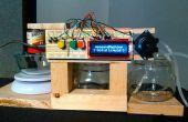 Arduino Run genaue Flüssigkeit/Pulver-Dispenser-System