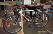 Machen eine leicht zu bauen Bike Stand