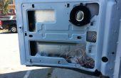 Kostengünstige Möglichkeit, um Sound zu betäuben ein Fahrzeug