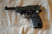 Montieren Sie eine Walther P38 oder P1 aus einem Rahmen und Teile-Kit