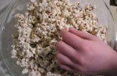 Candy Cane Schoko Popcorn Crunch
