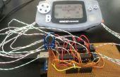 Rede-gesteuerte Game Boy Advance
