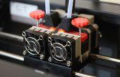 Einstellbare Extruder Drive Block Upgrade für Replicator 2 X