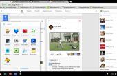 """Erstellen Sie eine benutzerdefinierte Chrome OS/Chromebook """"App"""""""