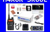 HackerBoxes 0003: Amateurfunk, Arduino Nano, Satelliten, Paket, APRS