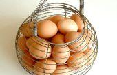 Wie schnell schälen eine perfekte hart gekochte Ei