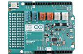 Bewegung der Arduino Shield