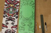 Skateboard-Stencil Art