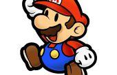 Machen Sie Ihre eigenen Super Mario Spiel
