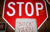"""""""Socke"""" Garn, Garn, Socken!"""