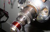 Hall-Effekt Latchen als dreht sich Zähler Sensor für eine Spule Winder wechseln