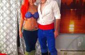 Arielle und Prinz Eric