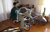 Verfahren zur Herstellung von 3D-Formen (verwendet, um ein Motorrad Verkleidung machen)