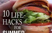 10 Life Hacks, was, die Sie für einen besseren Sommer wissen müssen!
