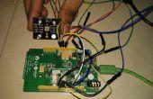 Erkennung TCS3200 Farbsensor und LinkIt ein Brett mit Farbe