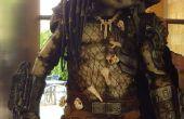 Einen Nachbau Predator Kostüm