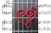 Treble Bass Herz