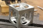 Turner Cube - A Beginner CNC-Fräsen-Projekt