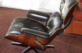 Eames Lounge Chair: Kautschuk Shock Mount Reparatur