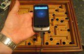 DIY-Android Ball Labyrinth - eine Einführung in die Android ADK