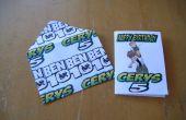 BEN TEN Birthday Card und Umschlag