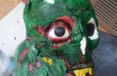 Zombie-Kopf Kuchen