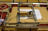 CNC-Zeichnung Maschine