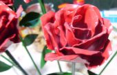 Machen Sie sich einen Aluminium rose!