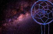 Glühen in der dunklen Galaxy Traumfänger