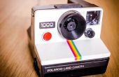 Polaroid-Babyphone mit RPi
