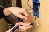 Gewusst wie: verwenden Sie eine Stromkreisprüfvorrichtung