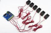 Spannungsüberwachung mit Arduino und melden Sie sich in Google Blatt